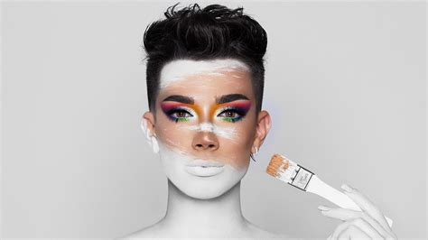 james charles morphe palette release date 2018 top 10 male makeup artists youtube edition live