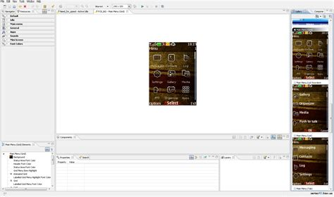 themes java 320x240 carbide ui theme edition v 4 0