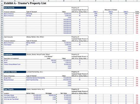 Probate Accounting Template Excel Qualads Probate Accounting Template Excel