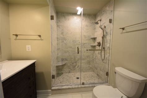 basement bathroom ideas small spaces with tile shower ideas for basement tiled showers ideas basement masters