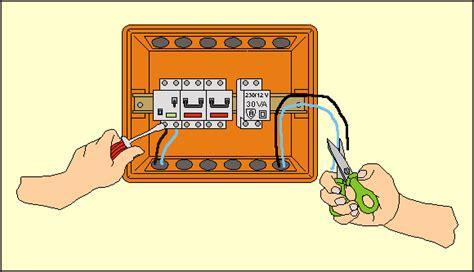 schema elettrico centralino appartamento l impianto elettrico nell appartamento