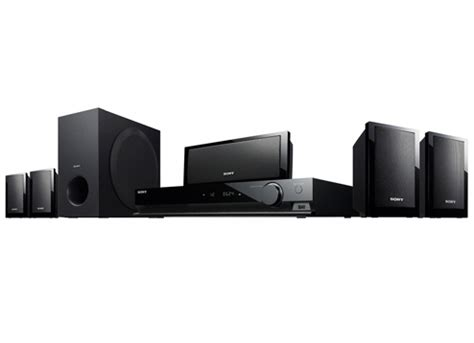 dav tz215 dvd home theatre system home theatre system