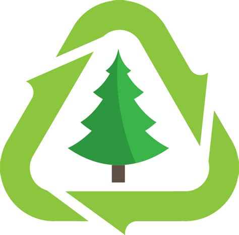christmas tree recycling nantwich town council