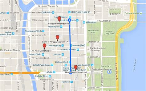 chicago cubs parade map mcdonald s thanksgiving parade 2015 chicago route map