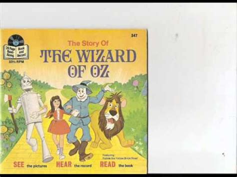 stories of wizards and story of the wizard of oz youtube
