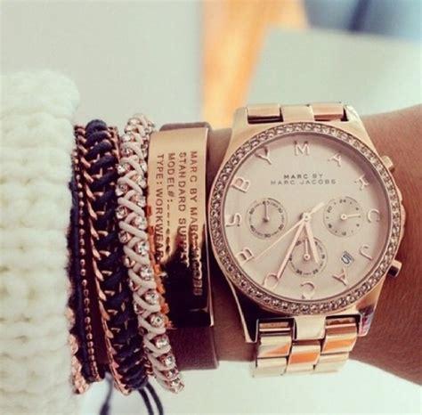 jewels bracelets stacked bracelets marc by marc