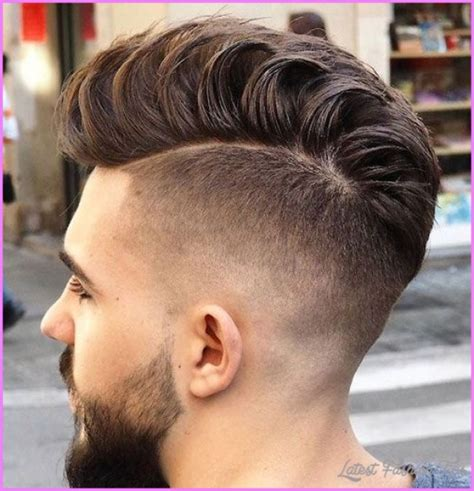 New Hairstyle For Boys 2018 by New Mens Hairstyles 2018 Latestfashiontips
