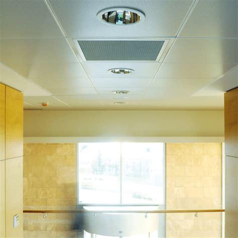 Plafond Secu 2010 by Plafonds M 233 Talliques Fural Plafonds Acoustiques Syst 232 Mes