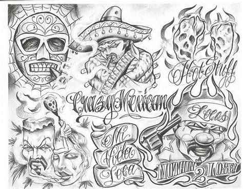 chicano art tattoos chicano design work picture this great 5405625