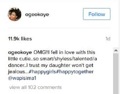 oge outage map oge okoye hangs out in a skimpy bum see