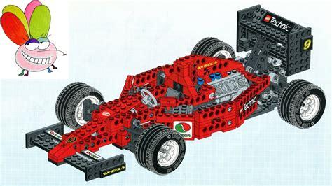 Lego Vintage 1 vintage lego technics formula 1 nr 8440 year 1995