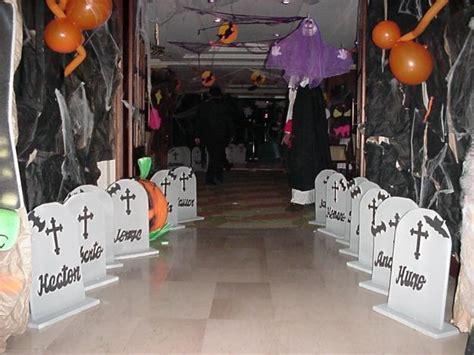 imagenes de una fiesta de halloween el arte de ser mujer decoraci 243 n para fiesta de halloween