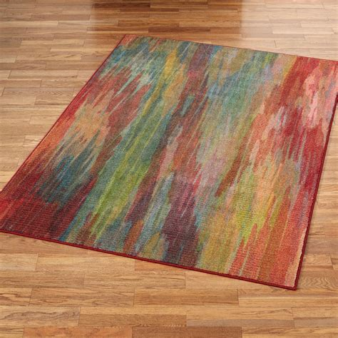multicolored rug pantone universe prismatic multicolored rugs