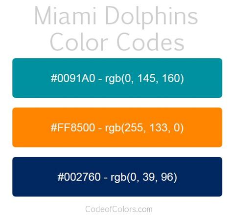 nfl paint colors 32 best nfl team colors images on nfl team