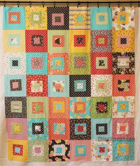 Quilting Edges by Edges Square Quilt 4