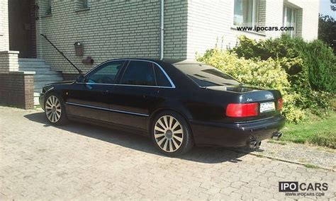 Audi A8 1998 by 1998 Audi A8 Information And Photos Momentcar