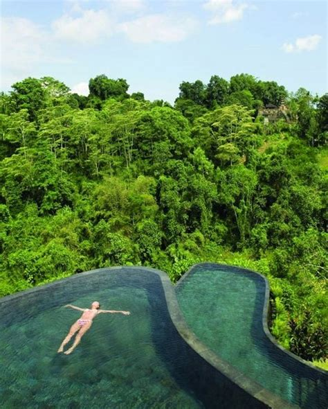 hanging infinity pools in bali 12 awe inspiring hotel infinity pools best hotel pools