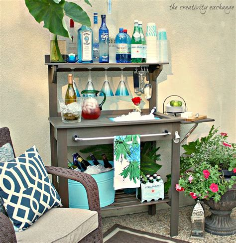 potting bench world market favorite summer recipes and outdoor entertaining ideas