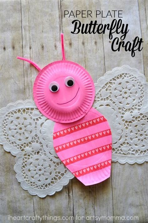 Paper Plates Arts And Crafts - 259 best images about butterfly arts and crafts for