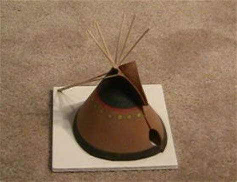 How To Make A Paper Tipi - free s resources and projects