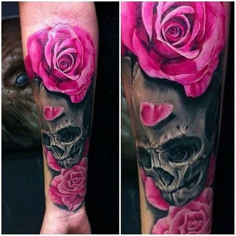 sugar skull and rose tattoo sugar skull search tattoos