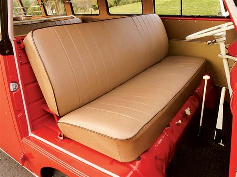 vw bus upholstery vw bus type 2 interiors