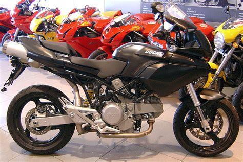 Sachs Motorräder Deutschland by Ducati Multistrada