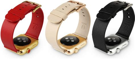 Apple 42mm Kulit baseus mingshi series real leather band for apple 42mm golden jakartanotebook