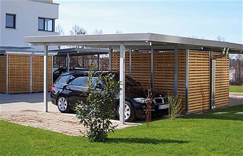 auto unterstand bauen carport und carportsysteme richtig w 228 hlen
