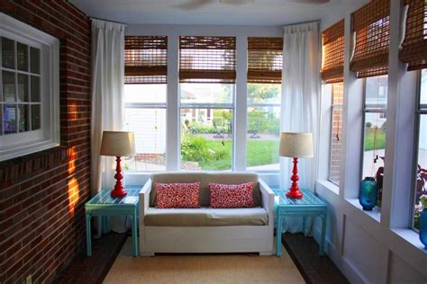 Lowes Patio Shades by Outdoor Bamboo Blinds Lowes Best Home Decor Ideas How