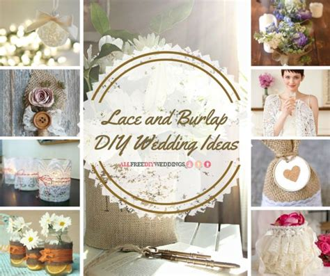 diy burlap and lace wedding decorations 79 best images about country rustic wedding ideas on