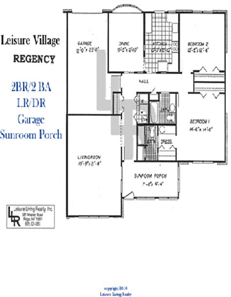 leisure village floor plans senior living communities ridge ny suffolk county ny