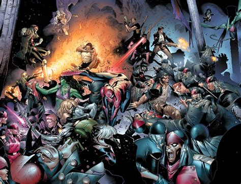 House Of M by House Of M Comic Marvel Heroes