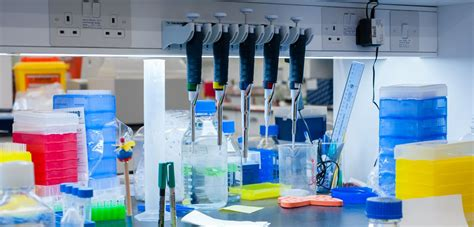 lab bench main university and somalogic announce agreement for discovery