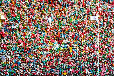 Chicago Wall Mural seattle the gum wall hilarystyle
