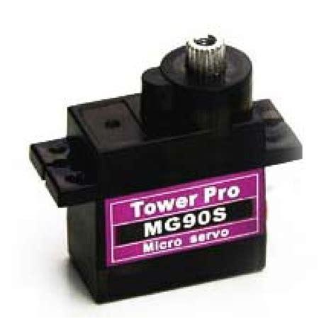 Tower Pro Mg90s Micro Servo towerpro mg90s metal gear micro servo value hobby