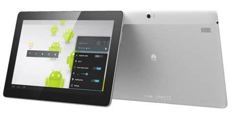 Tablet Android Huawei huawei debuts mediapad 10 fhd at mwc android central