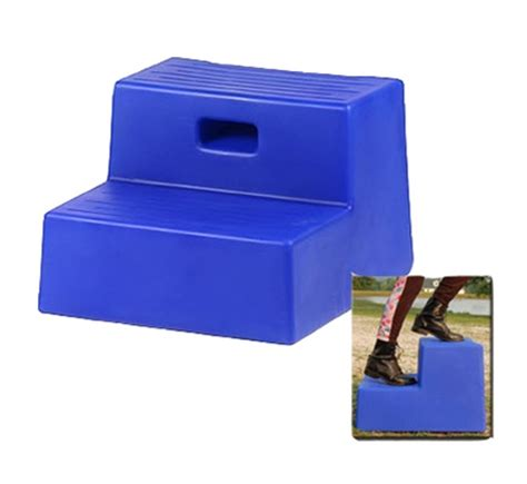 mounting steps horseman s pride two step equestrian