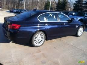 2012 imperial blue metallic bmw 5 series 535i xdrive sedan
