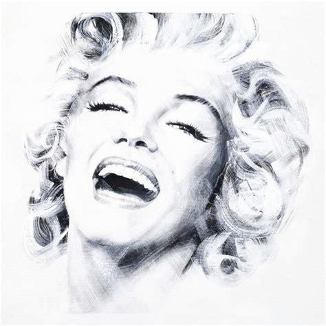 marilyn monroe with tattoos poster best 25 marilyn painting ideas on
