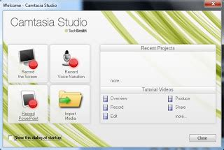 membuat video tutorial dengan camtasia membuat video tutorial dengan software camtasia studio