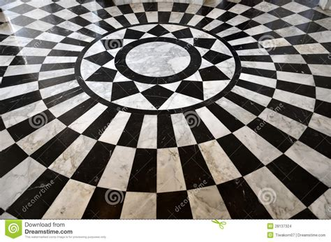 black and white floor pattern black and white marble floor pattern stock images image