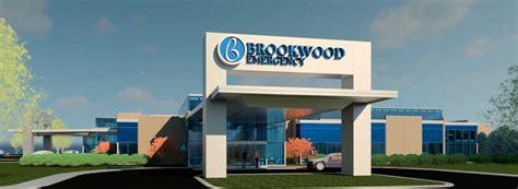 brookwood emergency room brookwood freestanding emergency room 280living