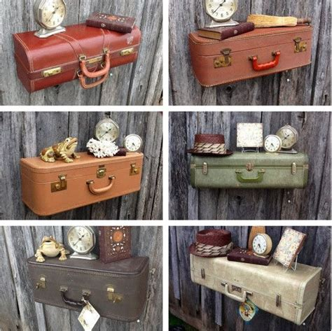 On The Shelf Suitcase by Best 25 Suitcase Shelves Ideas On Display Ideas Vintage Travel Bedroom And