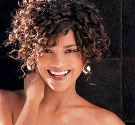 short hairstyles  thick curly hair curly hair