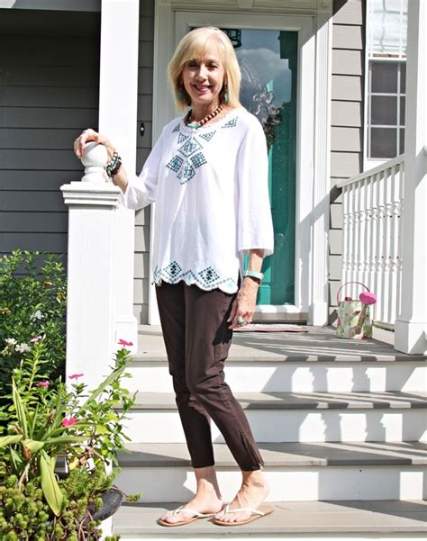 fashion for 50 year old woman 2014 summer clothes for 50 year old lady summer fashion for