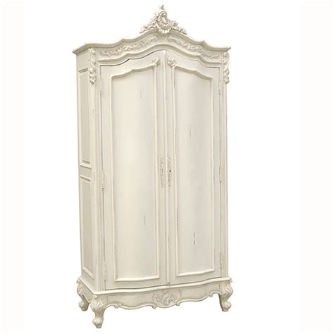 Large White Armoire by Classical White Large Armoire Wardrobe From Sweetpea