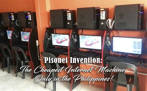 piso internet machine pisonet invention the cheapest internet machine only in