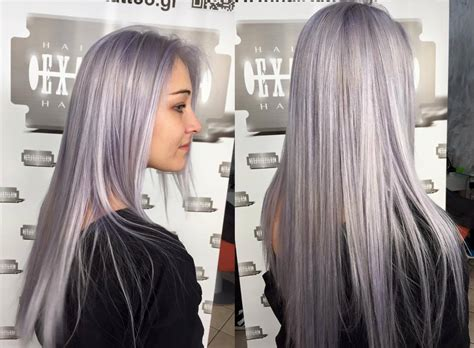 Platinum Hairstyles by Wonderful Silver Platinum Hairstyles The Haircut Web