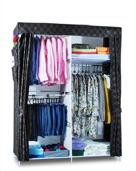 Closet For Clothes Portable Wardrobe Closet Wood Ideas Advices For Closet